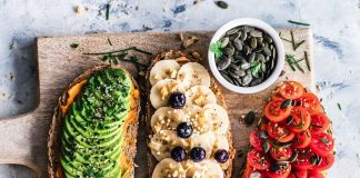 vegan toast sandwiches found in the best vacation destinations for vegans