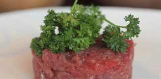 steak tartare tips for buying ground beef