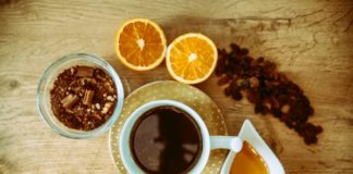 honey and tea combinations