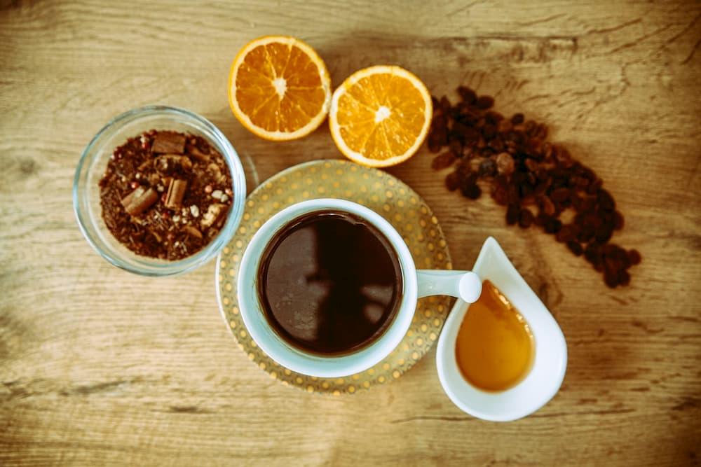 honey and tea combinations