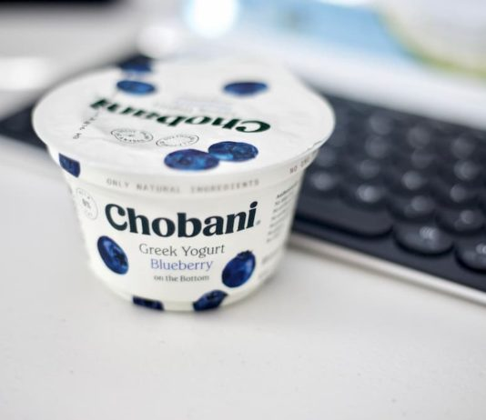 Chobani Greek yogurt vs regular yogurt